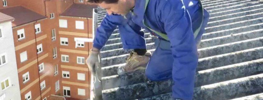 Limpieza de canalones en madrid